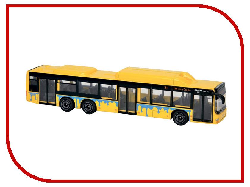 Игрушка Majorette Автобус городской Man 2053151 машины majorette городской автобус