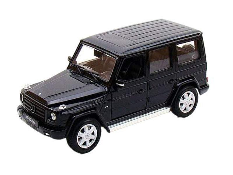 Игрушка Majorette Mercedes G63 Black Premium 9052502