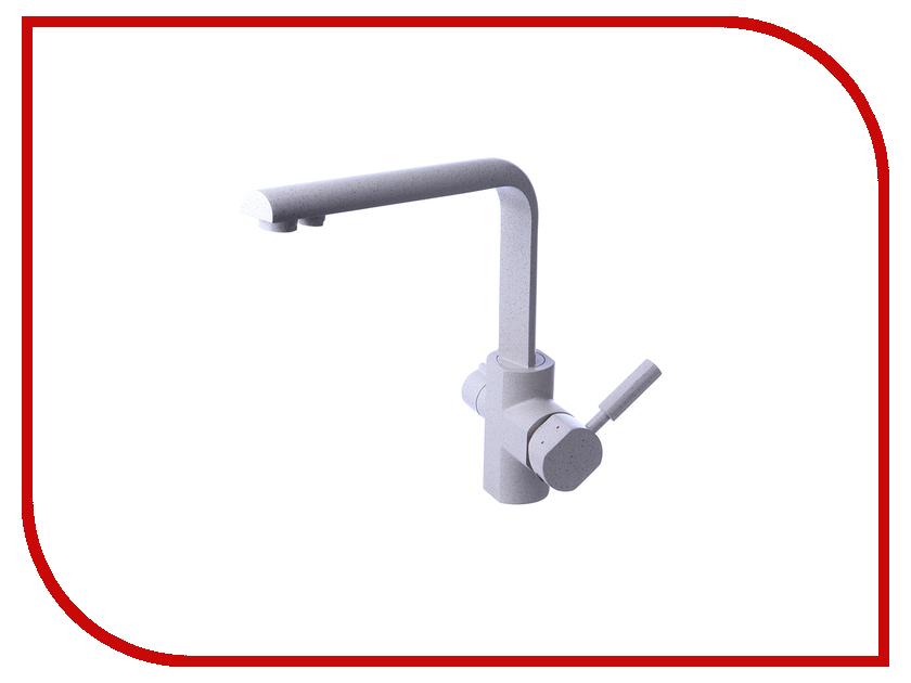 Смеситель Kaiser Decor 40144-4 Sand Marble смеситель для мойки коллекция decor 40144 5 silver однорычажный серебро kaiser кайзер