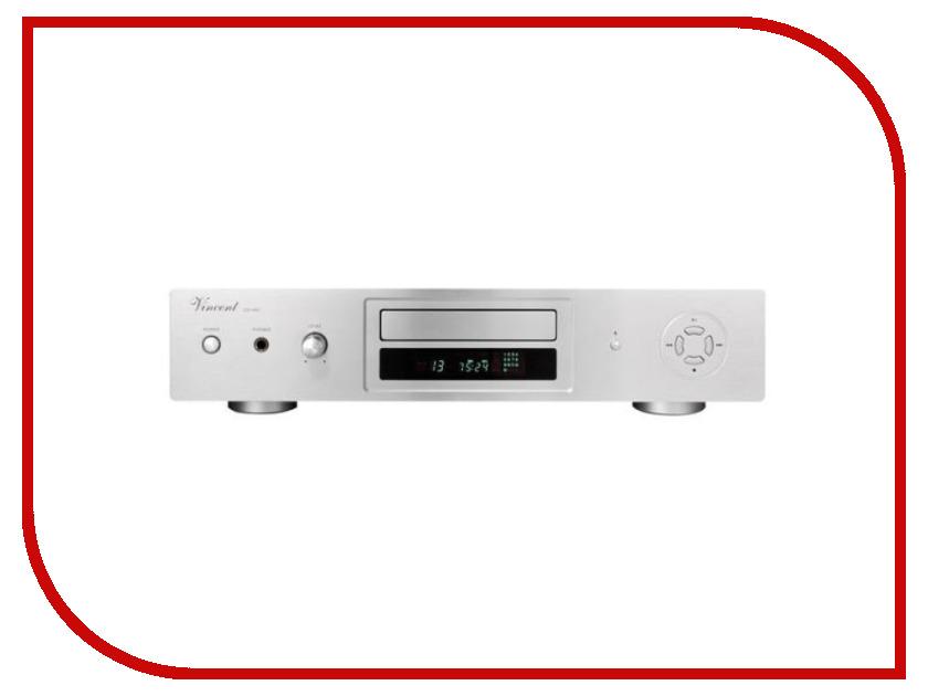 CD-проигрыватель Vincent CD-400 Silver cd проигрыватель tascam cd 200bt