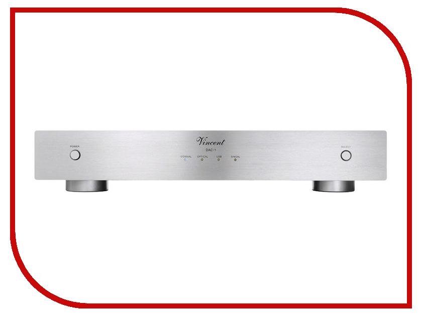 ЦАП Vincent DAC-1 Silver