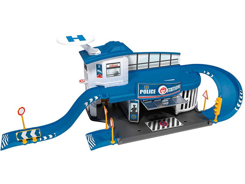 Игрушка Creatix Полицейская станция 2050012 majorette игровой набор парковка полицейская станция