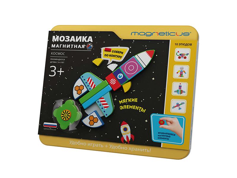 Настольная игра Magneticus Магнитная мозаика Космос MC-004