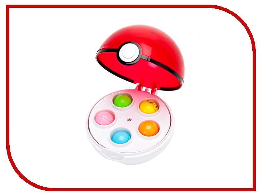Настольная игра Bradex Найди Пикачуля Red DE 0273