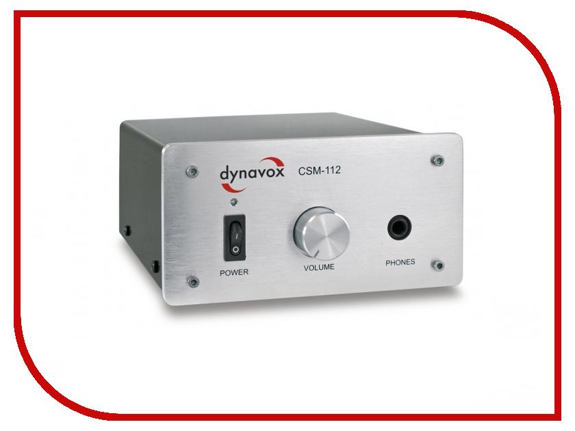 Усилитель Dynavox CSM-112 SL beko csm 67300 ga