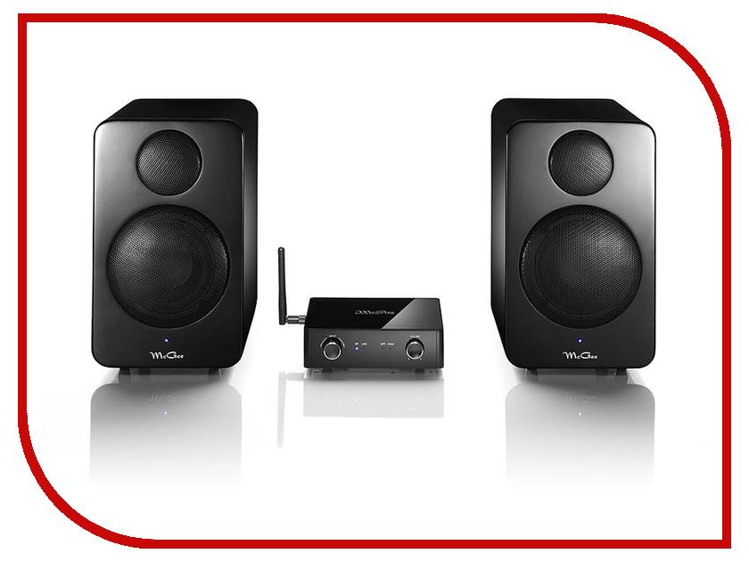 Колонки McGee Energy-HD Bluetooth Black panasonic f vxl40