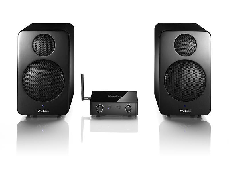 Колонки McGee Energy-HD Bluetooth Black колонки mcgee energy bluetooth black