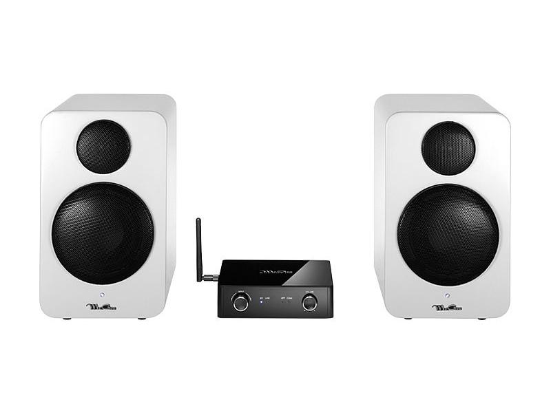 Колонки McGee Energy-HD Bluetooth White колонки mcgee energy bluetooth black