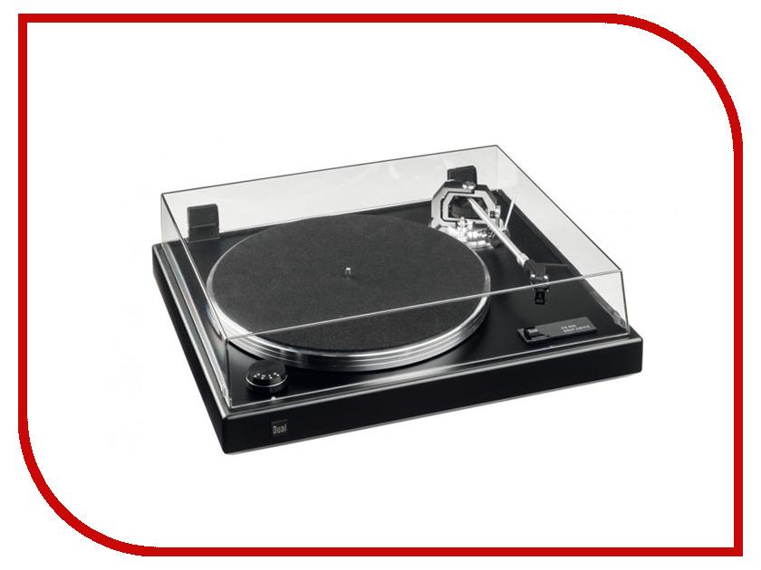 Проигрыватель виниловых дисков Dual CS600 Black Structure cd проигрыватель denon dn d4500