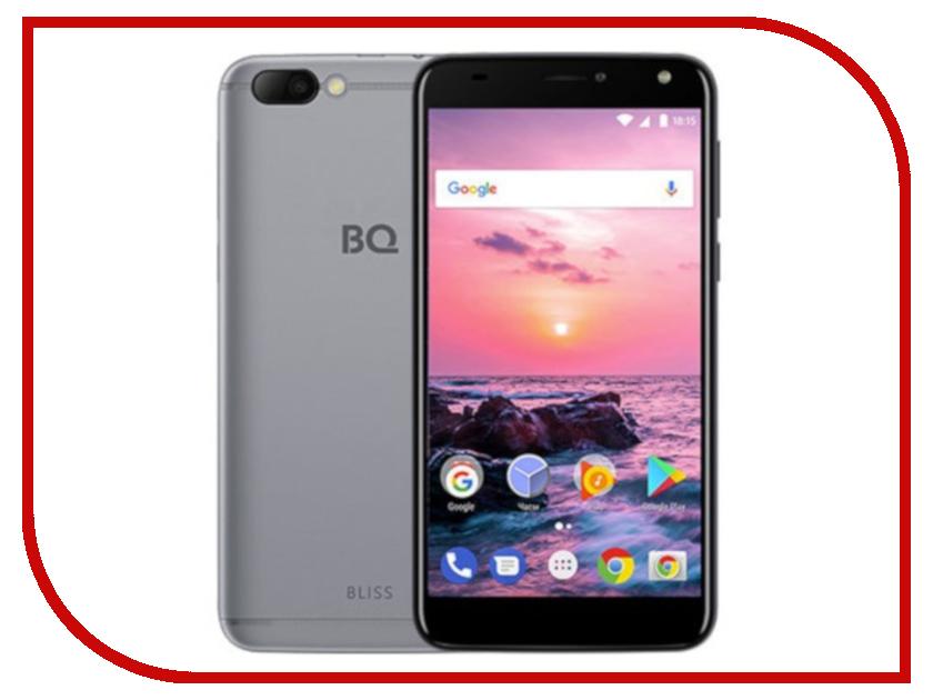 Сотовый телефон BQ BQ-5511L Bliss Grey сотовый телефон bq bq 2805 boom xl grey