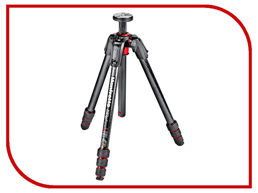 Штатив Manfrotto 190 Go! Black MT190GOC4