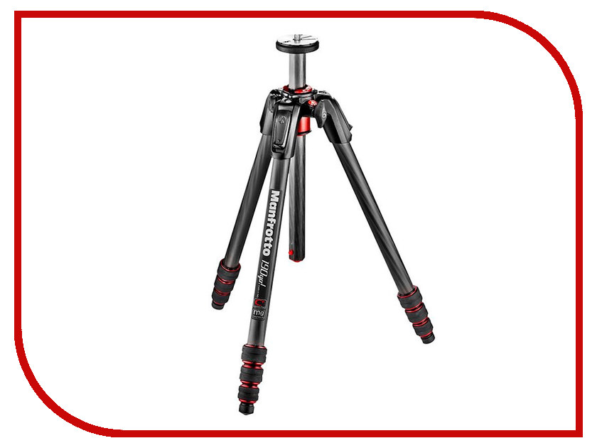Штатив Manfrotto 190 Go! Black MT190GOA4