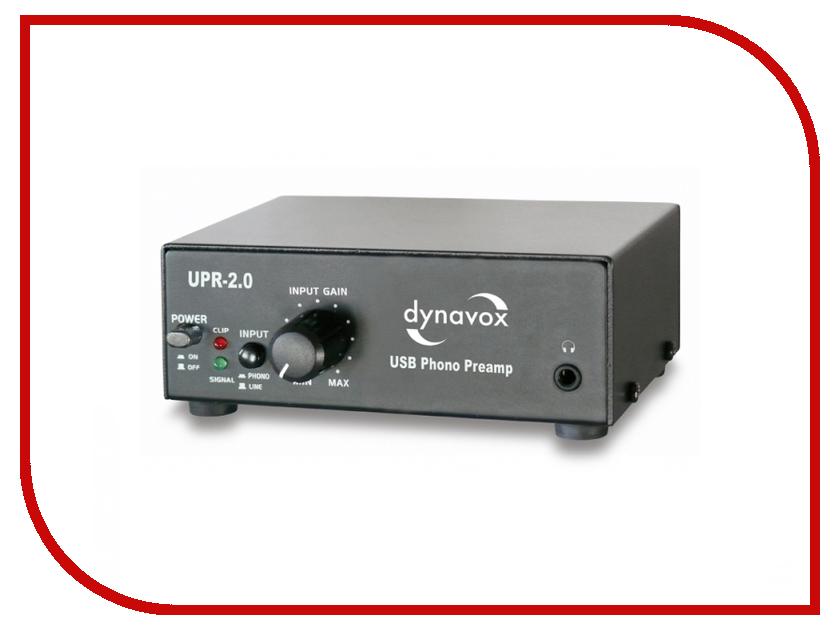 Фонокорректор Dynavox UPR-2.0 BL dynavox tpr 1 chr