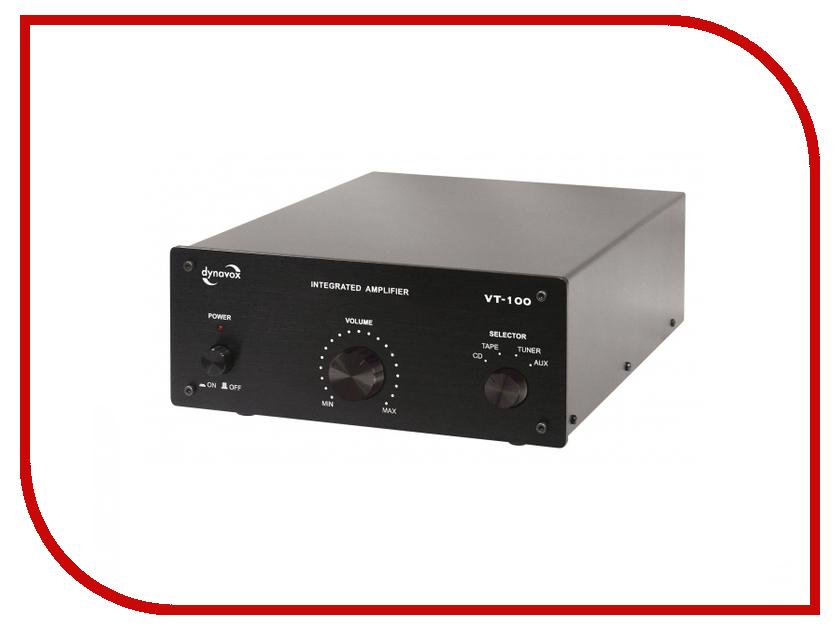 Усилитель Dynavox VT-100 BL hgh20ca 100