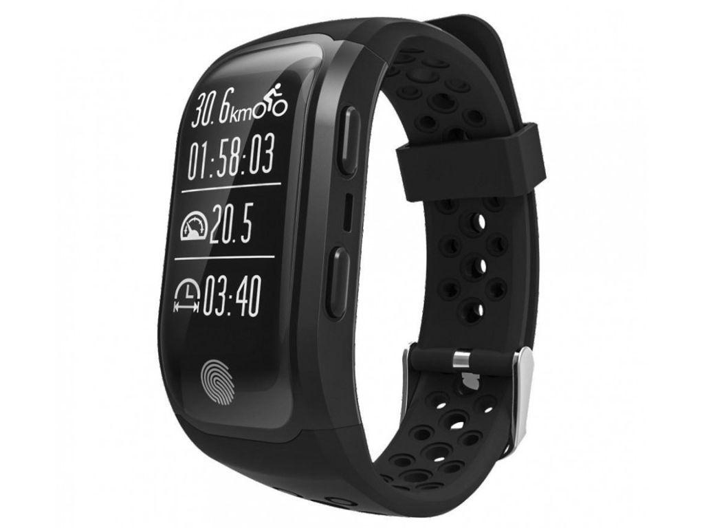 лучшая цена Умный браслет ZDK S908 Black