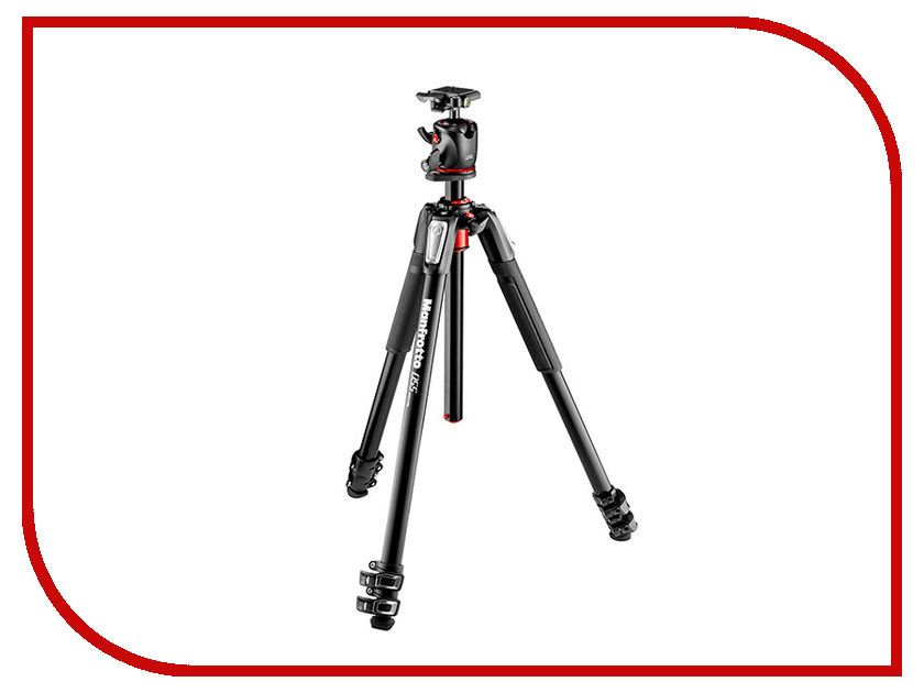 Штатив Manfrotto 055 Black MK055XPRO3-BHQ2 manfrotto 755xb