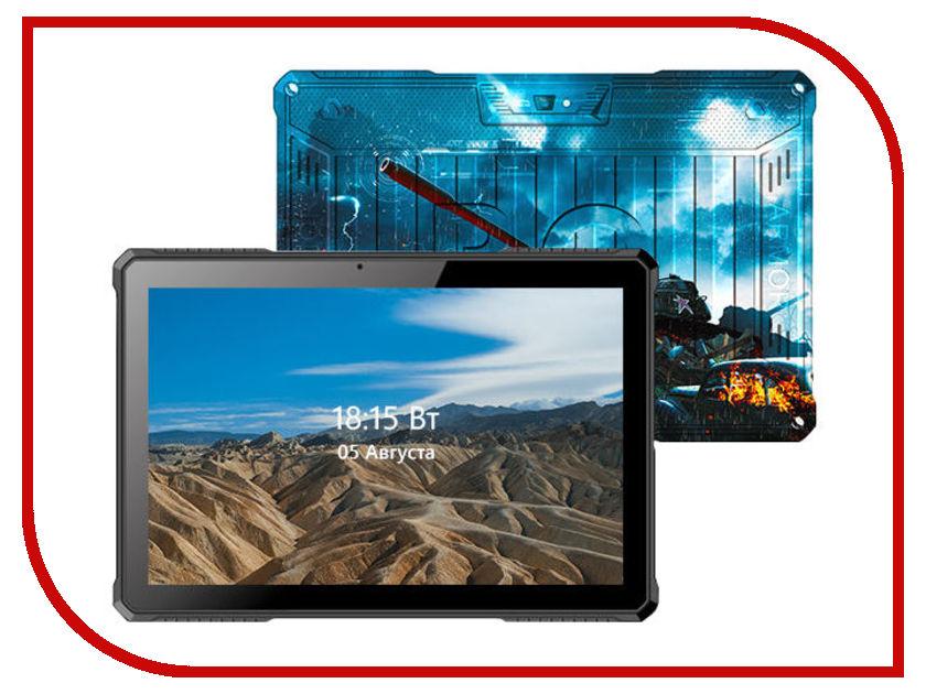 Планшет BQ BQ-1082G Armor Pro print8 планшет