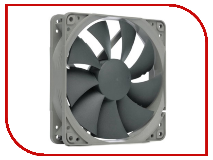 Вентилятор Noctua NF-P12 Redux 120x120x25mm NF-P12-REDUX-900 вентилятор 80x80 noctua nf r8 redux 1800 1800rpm