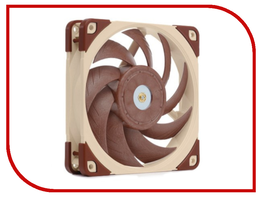 Вентилятор Noctua NF-A12x25 120x120x25mm PWM NF-A12X25-PWM вентилятор noctua nf a8 pwm 80mm 450 2200rpm