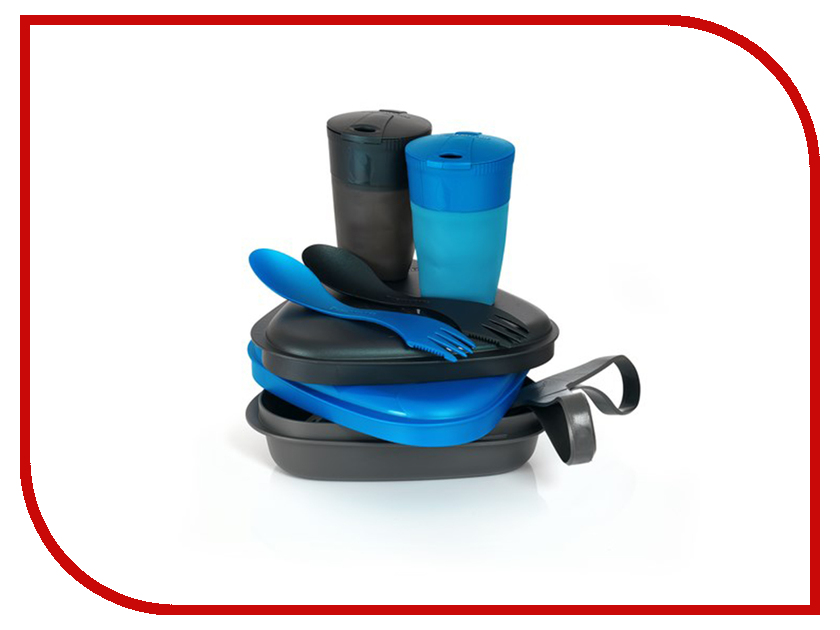 Набор Light My Fire Pack-n-Eat Kit Blue-Black 50687940 1pcs 8 145mm diamond engraving chisel scribe mark cutter carbide scriber glass stone lettering pen tl19054