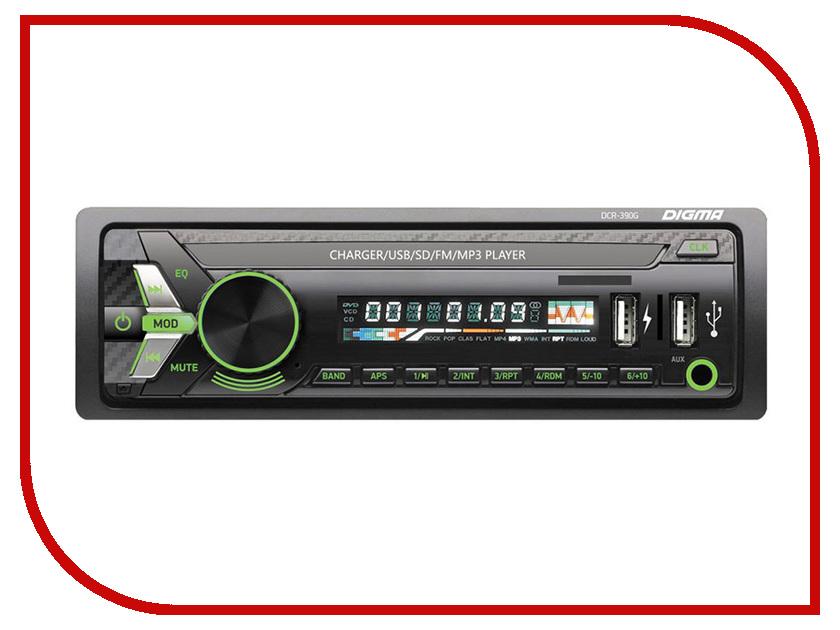 Купить Автомагнитола Digma DCR-390G