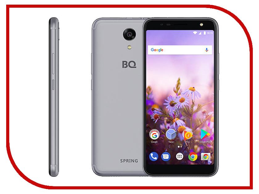 Сотовый телефон BQ BQ-5702 Spring Grey сотовый телефон senseit t100 black