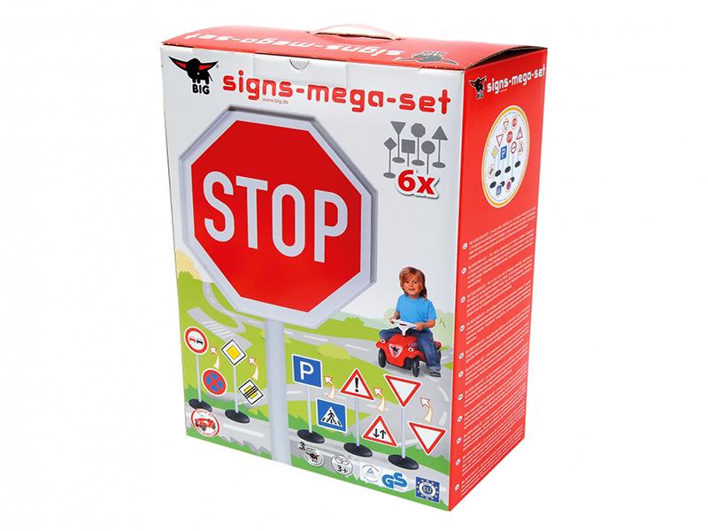 Игрушка Big Дорожные знаки 1198