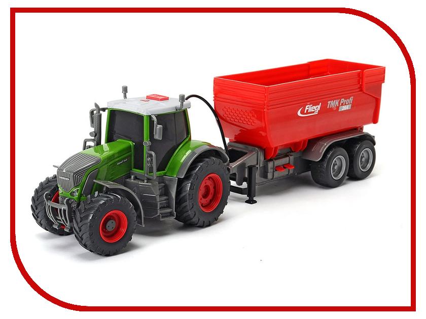 Игрушка Dickie Toys Трактор (3737000) 41 см dickie toys трактор садовый 1 24