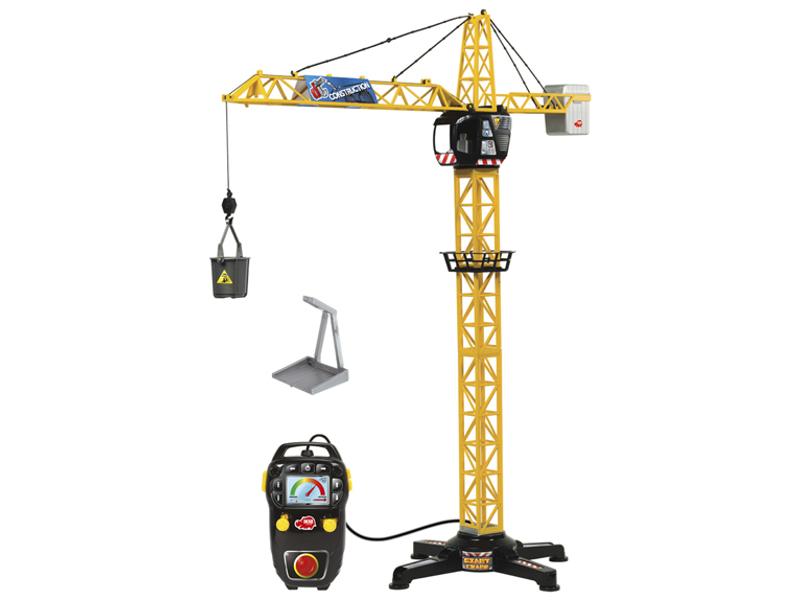 Игрушка Dickie Toys Giant Crane (3462411)