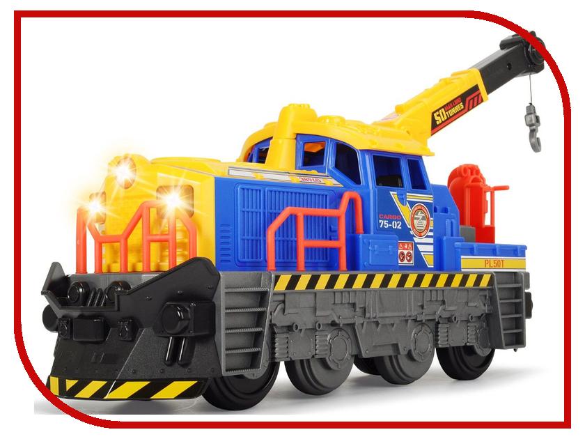 Игрушка Toys Локомотив, 3308368 dickie toys игрушка локомотив со светом и звуком