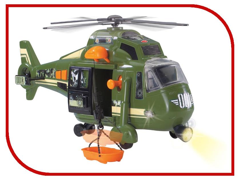 Игрушка Dickie Toys военный функциональный (3308363) 41 см игрушка dickie toys городской поезд 3748002