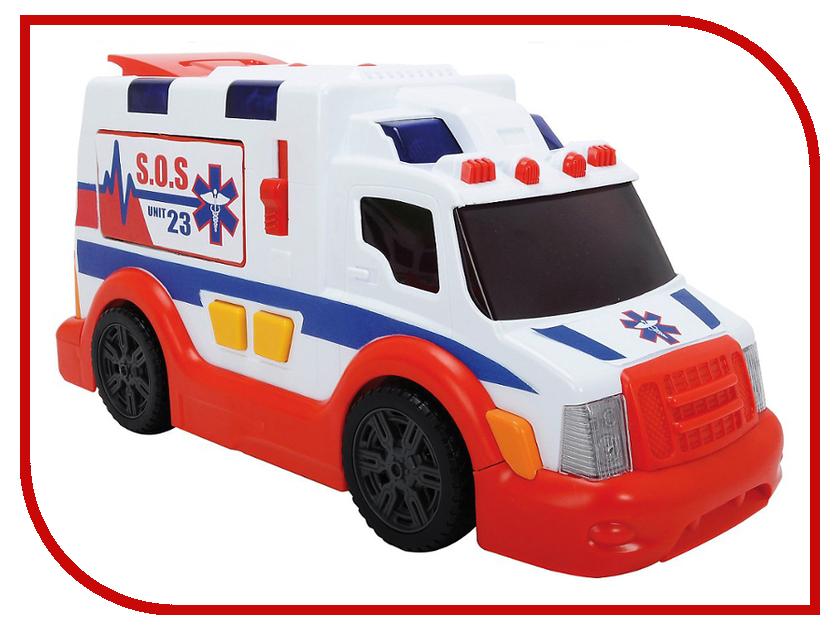Игрушка Dickie Toys Скорая помощь (3308360) 33 см wonderworld деревянная игрушка скорая помощь miniworld