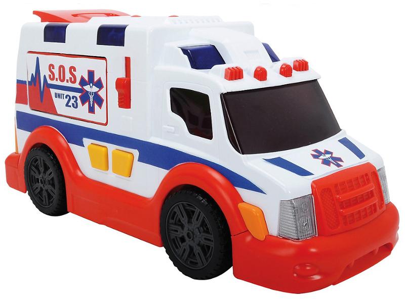 Игрушка Dickie Toys Скорая помощь (3308360)  см