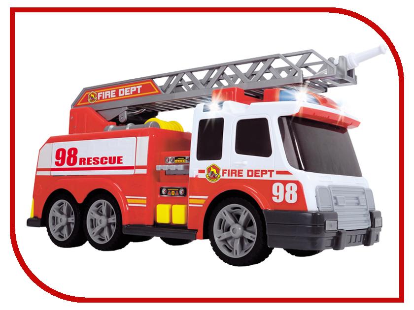 Игрушка Dickie Toys Пожарная машина 3308358 игрушка dickie toys машинка службы спасения red 3341008 1