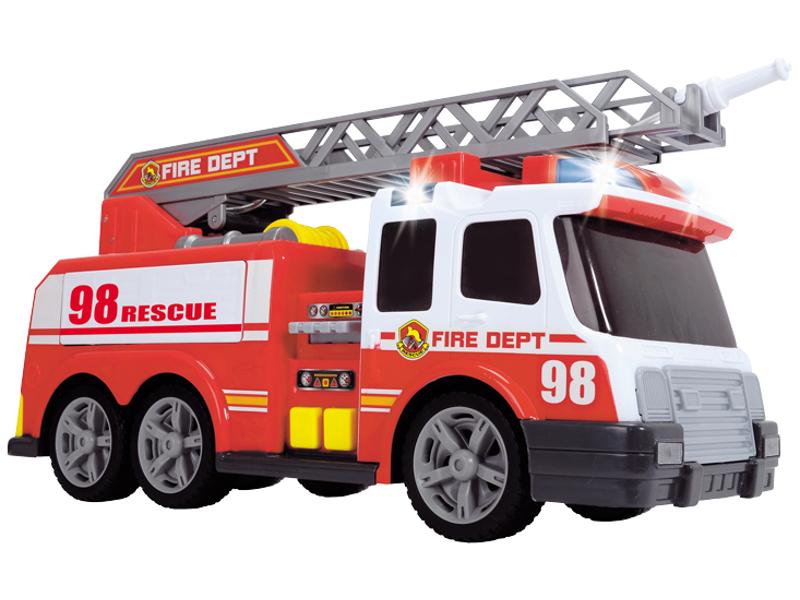 Игрушка Dickie Toys Пожарная машина 3308358 машины dickie машина mater