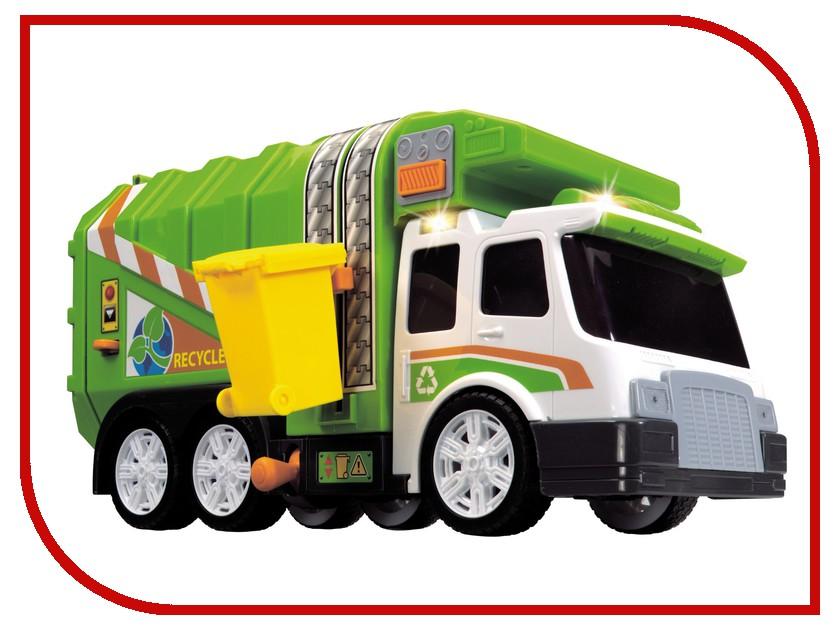 Игрушка Dickie Toys Мусоровоз 3308357 игрушка dickie toys городской поезд 3748002