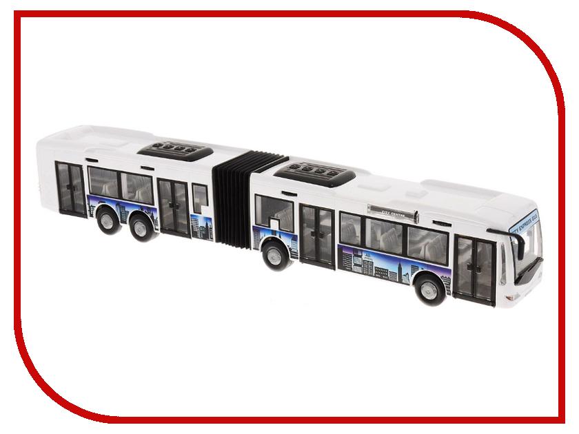 Игрушка Dickie Toys Городской автобус White 3748001-1 игрушка dickie toys городской поезд 3748002