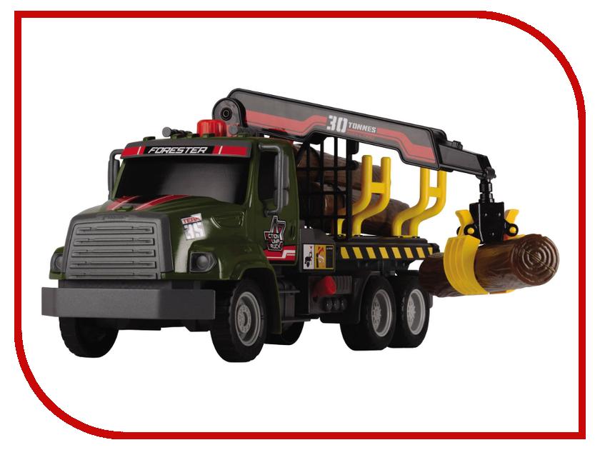 Игрушка Dickie Toys Грузовик с манипулятором AirPump 3806001