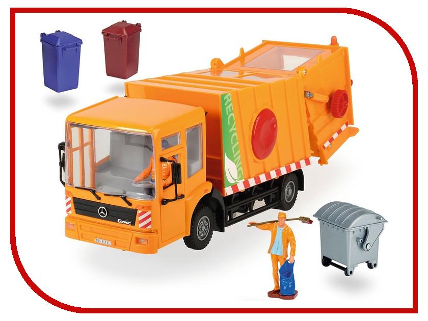 Игрушка Dickie Toys Mercedes (3748004) 1:24 38 см dickie toys трактор садовый 1 24