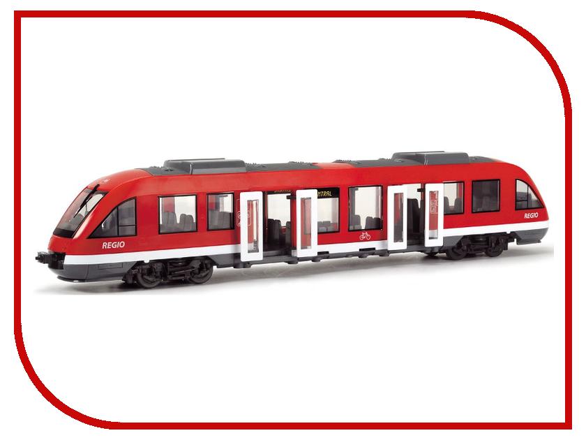 Игрушка Dickie Toys Городской поезд 3748002 цены