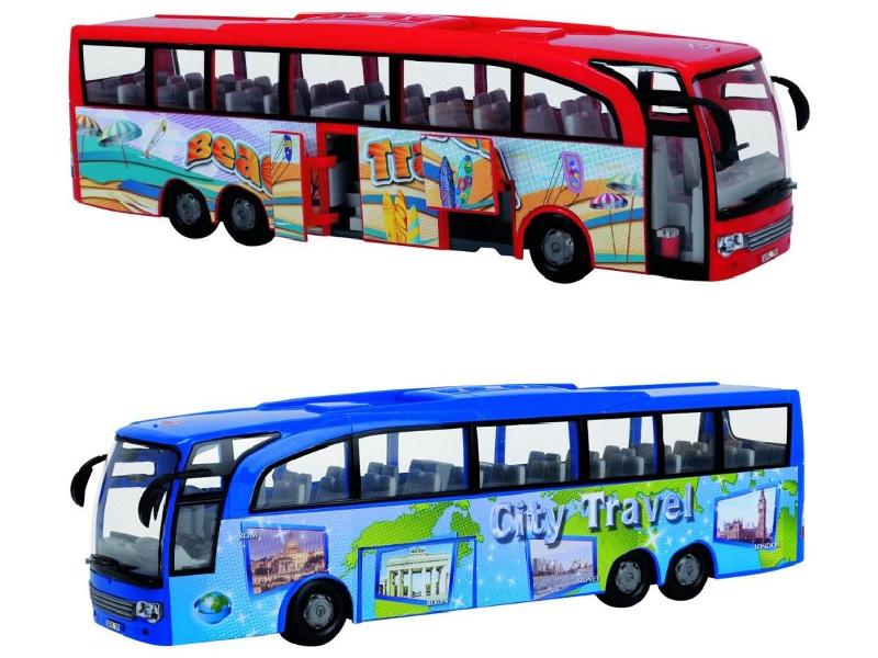 Игрушка Dickie Toys туристический (3745005) 1:43 dickie toys игрушка городской поезд
