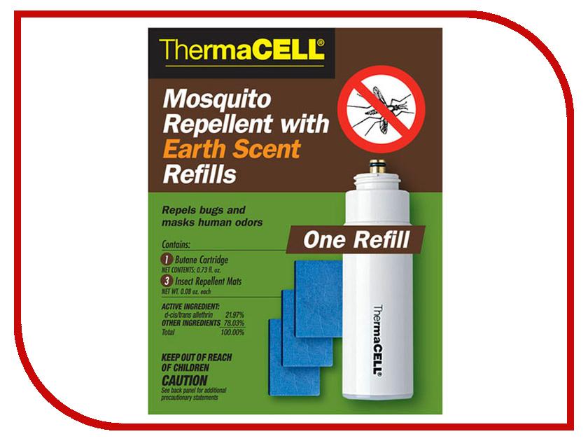 Средство защиты от комаров ThermaCELL (1 газовый картридж + 3 пластины) MRE00-12 средство защиты цунами 1