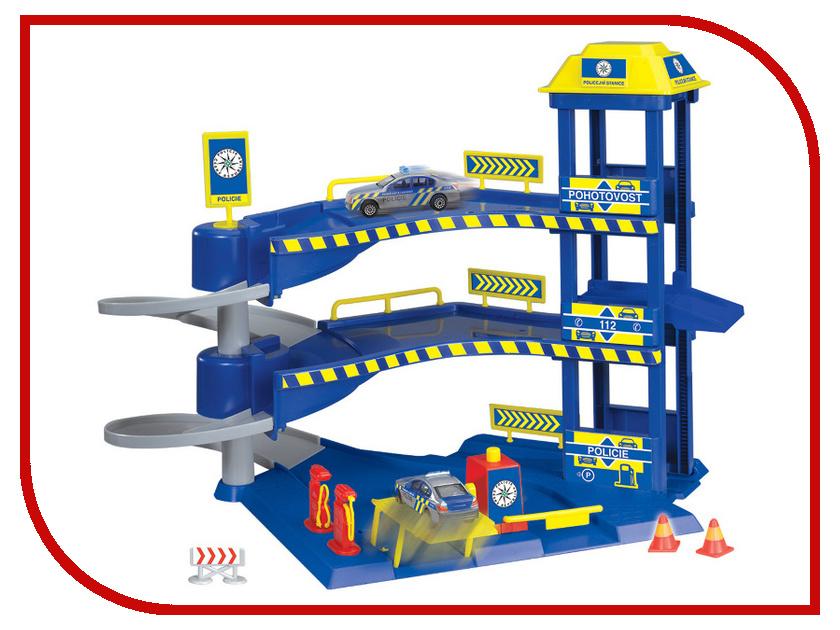 Dickie Toys Гараж 3718000 dickie toys dickie toys гараж с машинками
