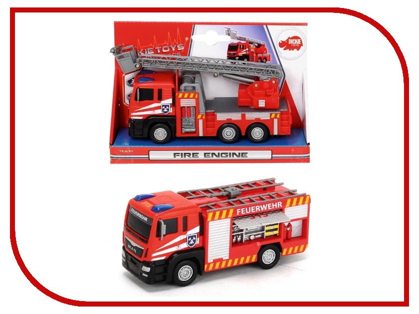 Игрушка Dickie Toys Пожарная машина 3712008 dickie пожарная машина 36см 3308371