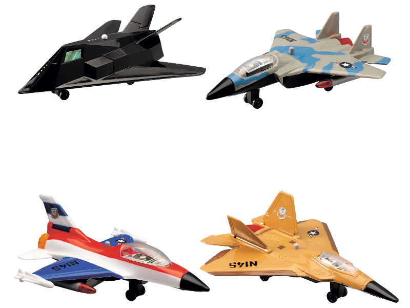 Игрушка Dickie Toys Истребитель 3342007