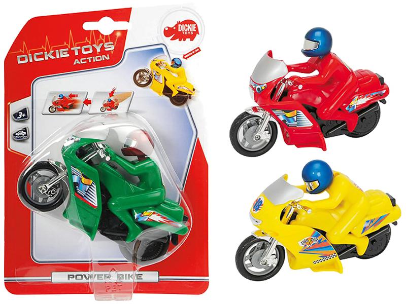 Мотоцикл Dickie Toys Мотоцикл 3342004