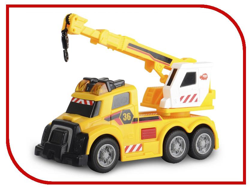 Игрушка Dickie Toys Автокран 3302006 автотрек dickie simba 3083077 спайдер мэн