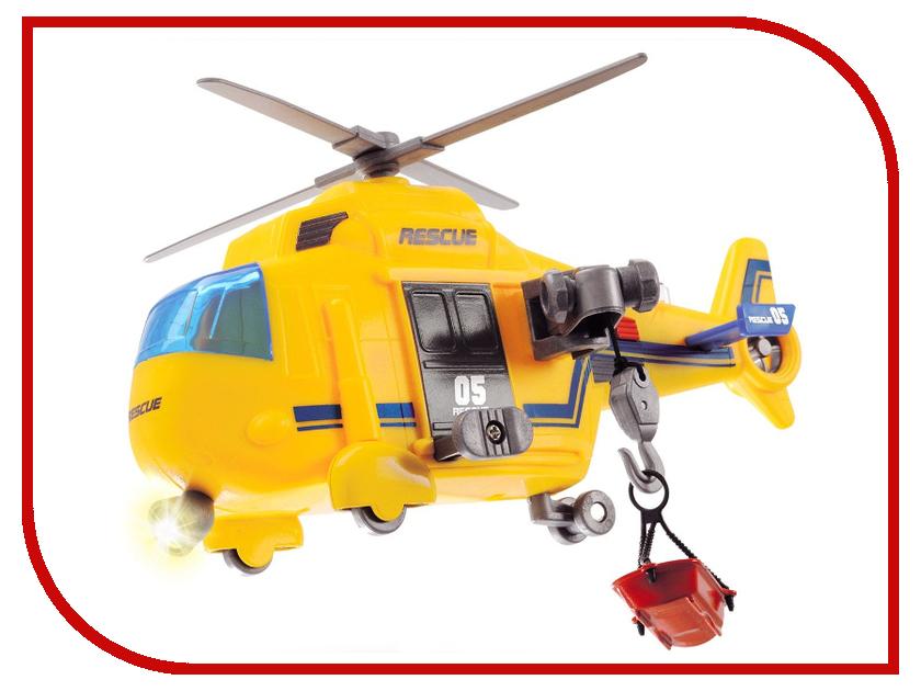 Игрушка Dickie Toys Спасательный вертолет 3302003 комод с пеленальной доской атон м орион кр 80 5 орех лдсп