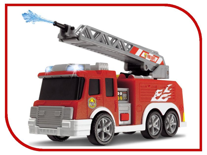 Игрушка Dickie Toys Пожарная машина 3302002 dickie пожарная машина 36см 3308371