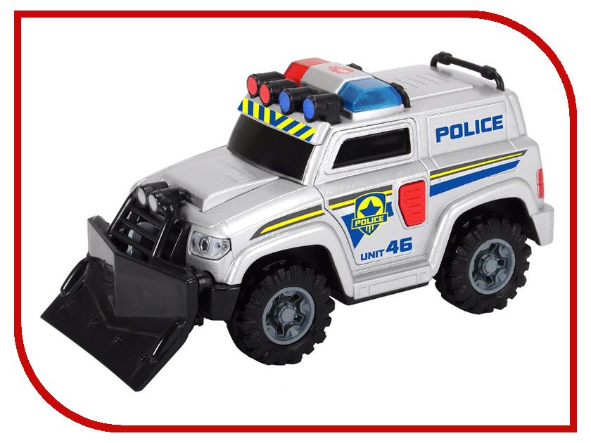 Игрушка Dickie Toys Полицейская машина 3302001 игрушки для ванны dickie полицейская лодка 23 см